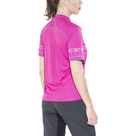 Gonso Jella Bike-Shirt Damen fuchsia purple